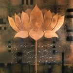 Tom Anderson, Copper Cursive Lotus